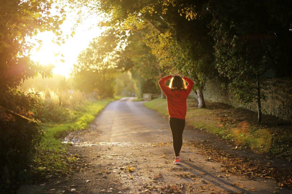 bewegen, wandelen, sporten