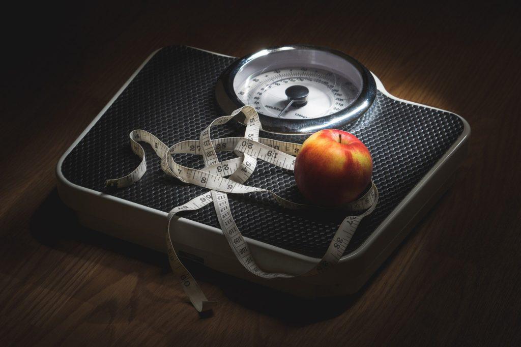 gewichtsverlies als goed voornemen