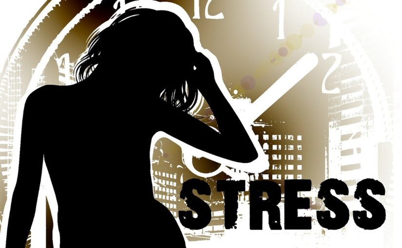 Heb geen schuldgevoel als je eet, want van stress word je dik